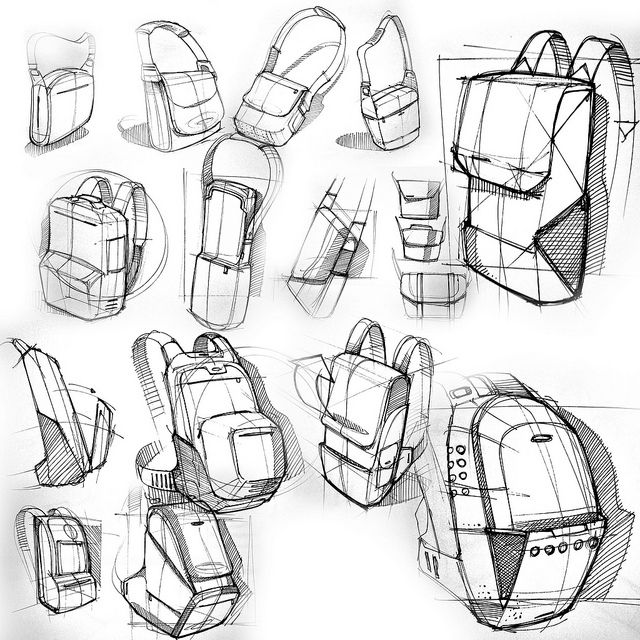 Product design bags 1